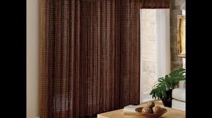 curtains for patio doors youtube