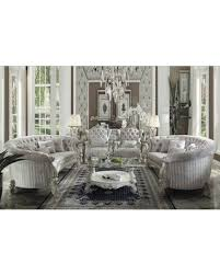 accent furniture tables huge deal on versailles collection 52085set 7 pc living room set