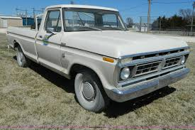 Ford F 100 1976 1976 Ford F100 Pickup Truck Item H2488 Sold May 6 Gover