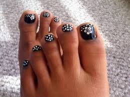 polka dot toe nail designs nail design ideas 2014 nail art