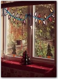 Window Decorations For Christmas Diy 4 ideas for winter window decorating window decorating pine and
