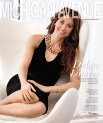 michigan avenue 2015 issue 3 may june dylan lauren by