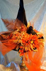 283 best halloween witch u0027s hats for decor images on pinterest
