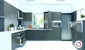 grey kitchen design modern grey kitchen enchanted modern kitchen in white grey with red