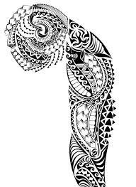 30 hawaiian pattern tattoos