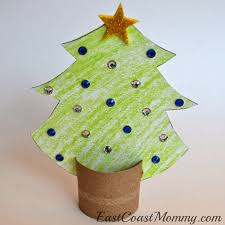 east coast mommy 5 easy christmas crafts for kids with free