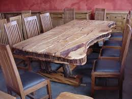 kitchen table polite rustic kitchen table rustic round kitchen furniture dining room decoration modern rustic log kitchen tables with leather cushion chair design rustic