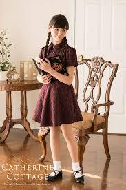 catherine cottage rakuten global market girls ribbon button