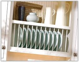 Kitchen Cabinet Plate Rack Storage 45 Wall Plate Rack Cabinet Kitchen Cabinet Plate Rack Freshouz