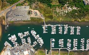 sesuit municipal marina in south dennis ma united states