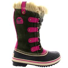 boots uk waterproof unisex youth sorel tofino fur lined waterproof winter