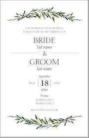 vistaprint wedding invitations affordable wedding invitations custom wedding invitations