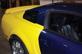 color change car wraps paint vs vinyl