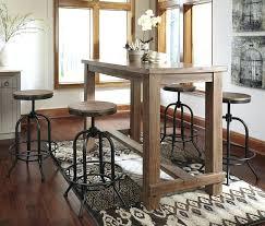 white pub table set pub bar table set impressive bar table and stool set dining room bar