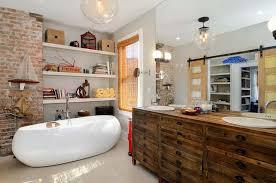 meuble de salle de bain original personnaliser sa salle de bain design avec un look extravagant ou