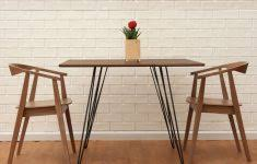 60 Inch Rectangular Dining Table Square Metal Dining Table Legs Sanjose Real Estate Info