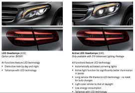 led intelligent light system led intelligent lighting vs static intelligent lighting mercedes