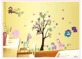 Home Decoration Accessories Wall Art Kids Rooms Home Decoration Wall Art Mirror Vinyl Mural Bathroom