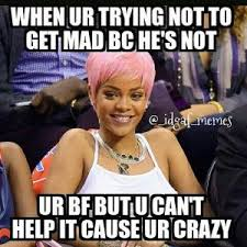 Crazy Girl Meme - crazy girl meme kappit