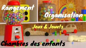 organisation chambre enfant organisation rangement jeux jouets chambres des enfants