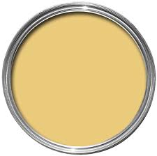 yellow durable paint diy