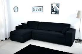 jetée de canapé d angle plaid noir pour canape d angle canapac dangle jete cuir fair t info