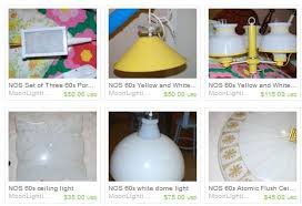 Vintage Light Fixtures For Sale 200 New Stock 1960s And 1970s Vintage Lights From Moon
