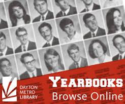 yearbooks online yearbooks online at daytonmetrolibrary org dayton metro library