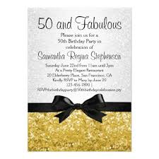 enchanting invitation card for 50th birthday party 13 on cheap