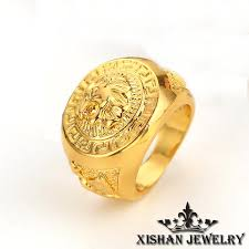gold hand rings images Best wholesale upgrade 7 11 size design gold plated men rings high jpg