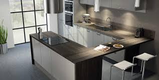 meuble cuisine hygena cuisine hygena modèle city gris brillant cuisines modernes
