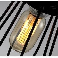 kitchen light bulb classical vintage led ceiling lamp kitchen bar restaurant pendant