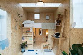 the shed project offers micro homes inside vacant london