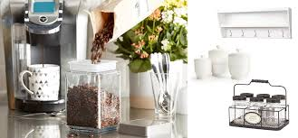 Coffee Bar Table Coffee Bar How To Be Your Own Barista Overstock Com