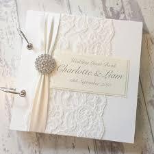 Personalized Wedding Planner Personalised Wedding Guest Books U0026 Cards Wedding Ideas Blog Uk