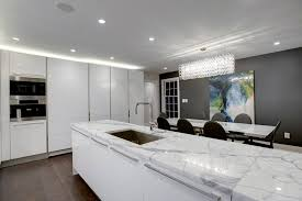 modern white kitchen kitchen modern white cabinet kitchen with calacutta marble