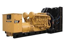 toromont cat 3512b diesel generator set