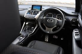 lexus nx interior 2018 lexus nx pricing and features