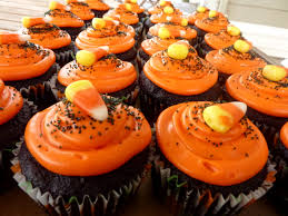 Halloween Cupcakes Cakes by Black Velvet