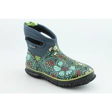 womens bogs boots size 11 bogs s may flowers basic textile boots