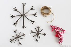 rustic twig ornaments rustic ideas