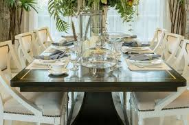 formal dining room table setting ideas barclaydouglas