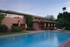 the warner residence by charles montooth on modern phoenix the
