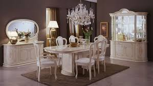 Italian Dining Room Furniture An Table With 10 Chairs From 2017 Collections A