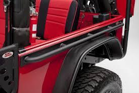 ebay jeep wrangler accessories armor 4x4 tub rails 97 06 jeep wrangler tj 4322 black jeeps