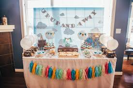 Up Decorations Balloon Ideas For Birthday
