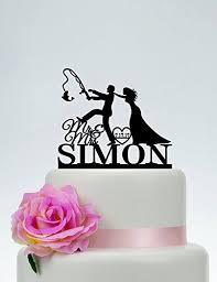 fishing wedding cake toppers wedding cake toppers shop wedding cake toppers online