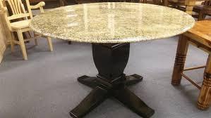 Round Granite Table Tops Steveb Interior Elegance Of Granite Granite