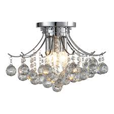 Expensive Crystal Chandeliers by Ove Decors Warsaw 3 Light Chrome Crystal Chandelier Warsaw The