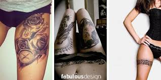 189 sexiest thigh tattoos for women 2017 collection